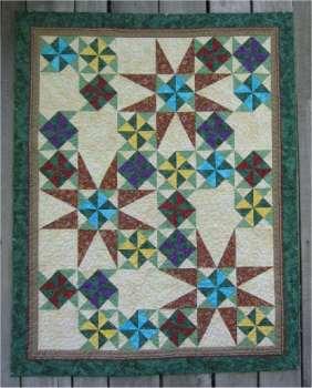Batik Stars
