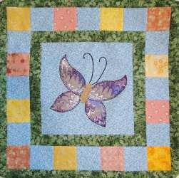 Flutter Butterflies Bedrunner