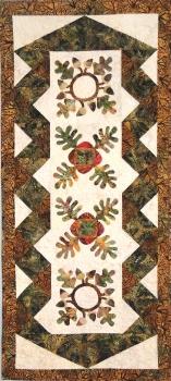 Oak and Acorn Banner