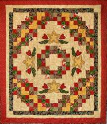 Christmas Stars Quilt