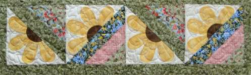 Tipsy Sunflowers
